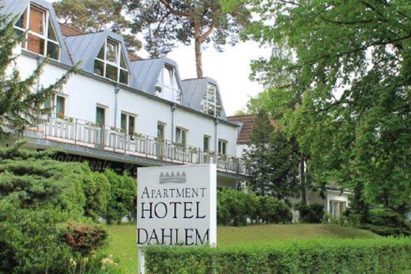 Apartment-Hotel-Dahlem - фото 19