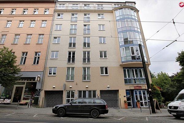Midi Inn Parkhotel Mitte - фото 21