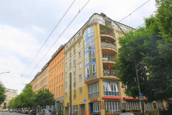 Midi Inn Parkhotel Mitte - фото 22