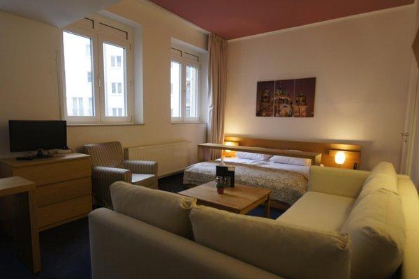 Midi Inn Parkhotel Mitte - фото 7