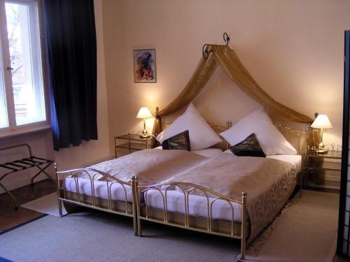 Hotel Pension Senta - фото 1