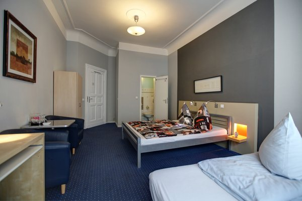 Hotel 1A Apartment Berlin - фото 1