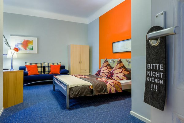 Hotel 1A Apartment Berlin - фото 4