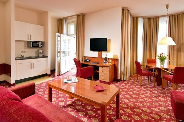 Hotel & Apartments Zarenhof Berlin Prenzlauer Berg - фото 4
