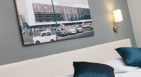 City Hotel Berlin East - фото 22