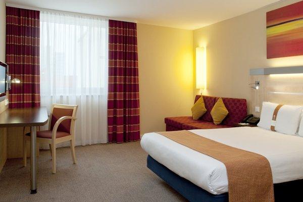 Holiday Inn Express Berlin City Centre West - фото 17