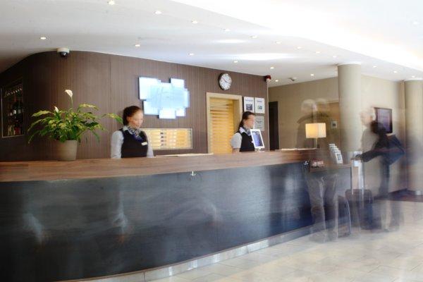 Holiday Inn Express Berlin City Centre West - фото 13