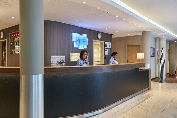 Holiday Inn Express Berlin City Centre West - фото 14