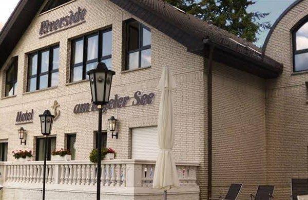 Hotel Am Tegeler See - фото 17