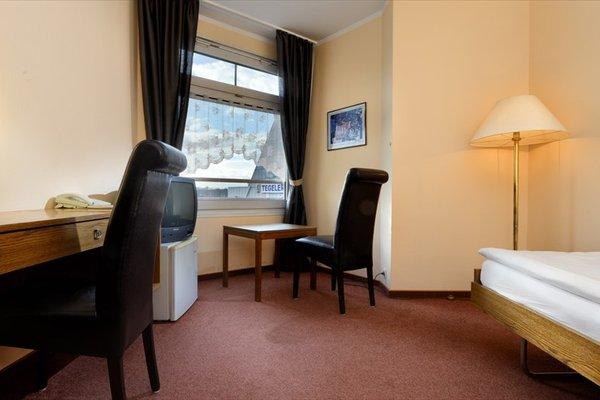 Hotel Am Tegeler See - фото 9