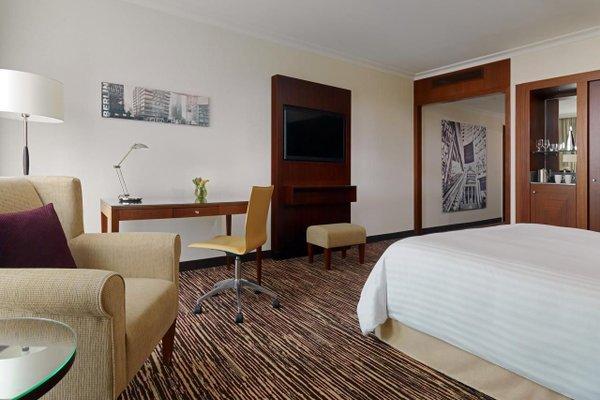 Berlin Marriott Hotel - фото 2