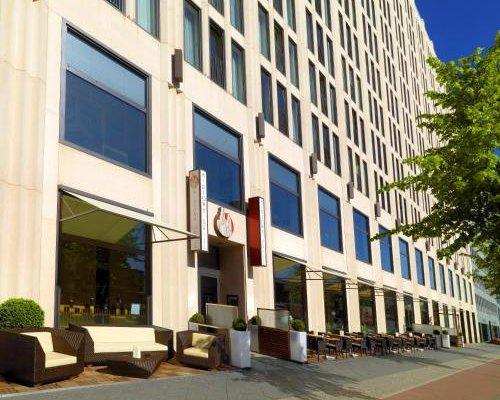 Berlin Marriott Hotel - фото 22