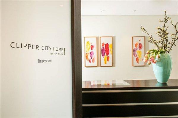 Clipper City Home Apartments Berlin - фото 18