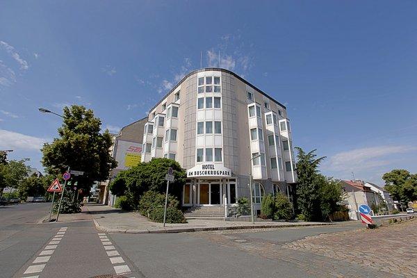 Hotel am Buschkrugpark - фото 21