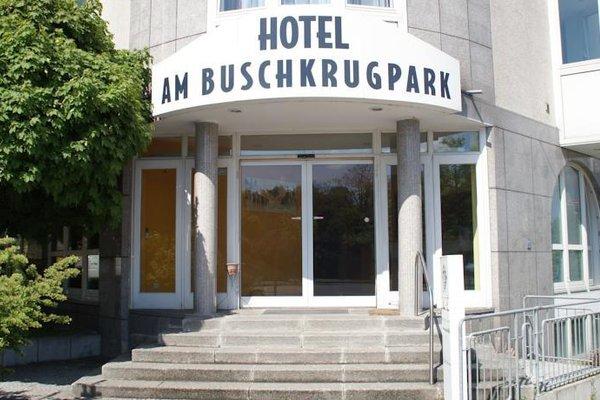 Hotel am Buschkrugpark - фото 22
