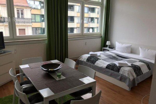 Apartment & Boardinghouse Berlin Friedrichshain-Kreuzberg - фото 10