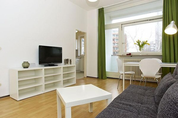 Apartment & Boardinghouse Berlin Friedrichshain-Kreuzberg - фото 16