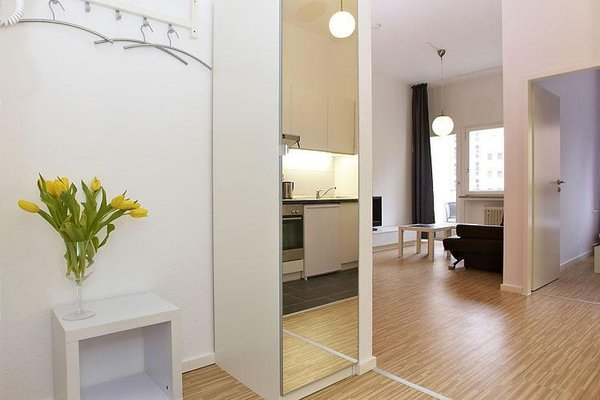 Apartment & Boardinghouse Berlin Friedrichshain-Kreuzberg - фото 18