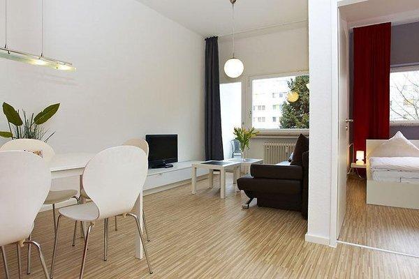 Apartment & Boardinghouse Berlin Friedrichshain-Kreuzberg - фото 20