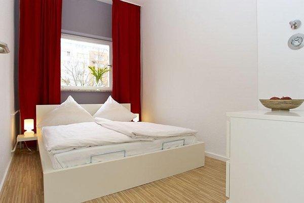 Apartment & Boardinghouse Berlin Friedrichshain-Kreuzberg - фото 21