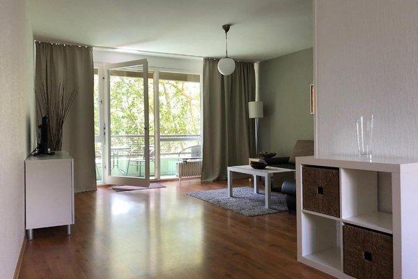 Apartment & Boardinghouse Berlin Friedrichshain-Kreuzberg - фото 4