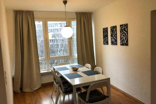 Apartment & Boardinghouse Berlin Friedrichshain-Kreuzberg - фото 5