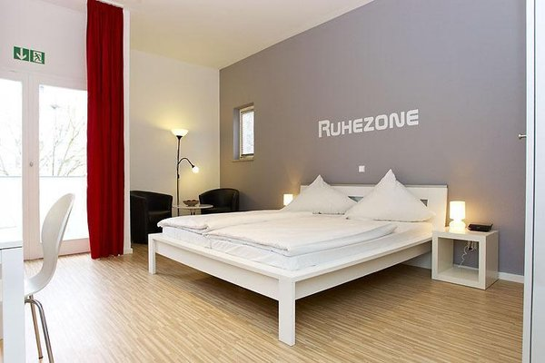 Apartment & Boardinghouse Berlin Friedrichshain-Kreuzberg - фото 6
