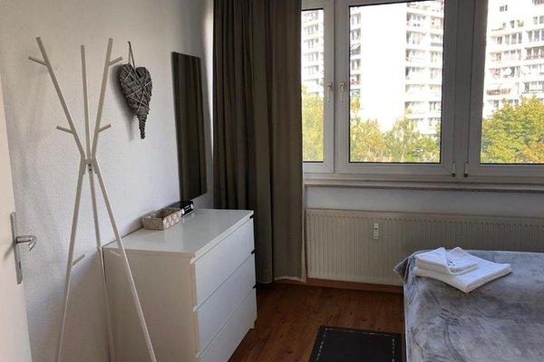 Apartment & Boardinghouse Berlin Friedrichshain-Kreuzberg - фото 9