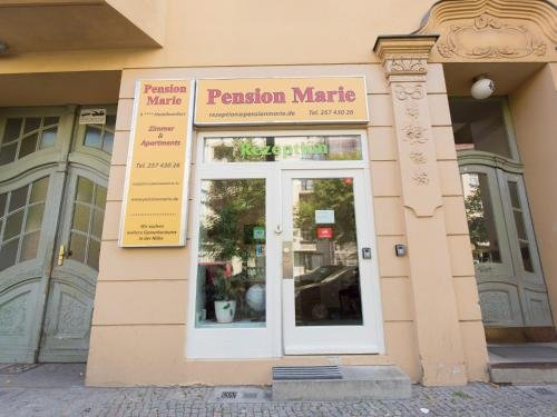 Pension Marie Prenzlauer Berg - фото 19