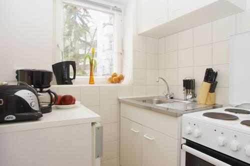 RS Apartments am Kurfurstendamm - фото 17