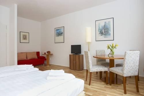 RS Apartments am Kurfurstendamm - фото 6