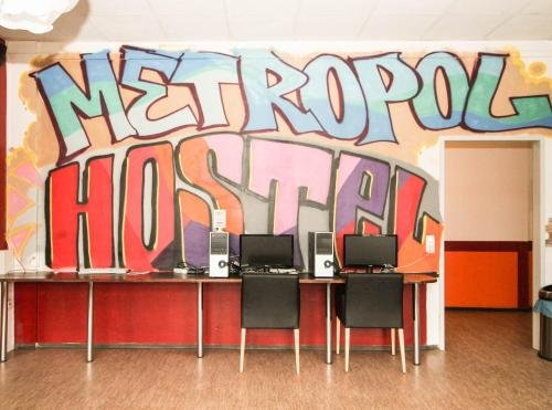 Metropol Hostel Berlin - фото 21