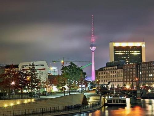 Pension Central Hostel Berlin - фото 21