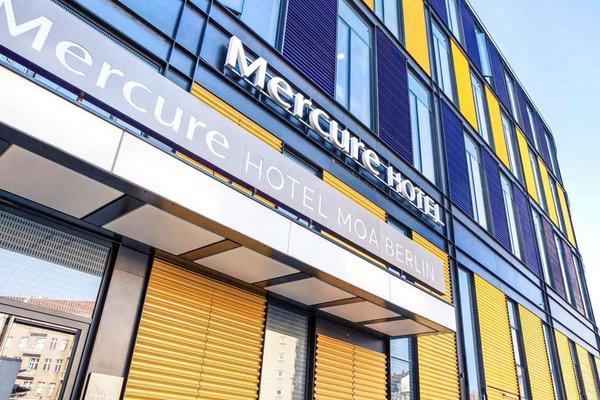 Mercure Hotel MOA Berlin - фото 22
