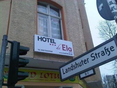 Отель De Ela - фото 21
