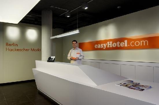easyHotel Berlin Hackescher Markt - фото 13