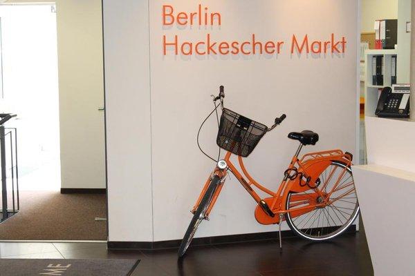 easyHotel Berlin Hackescher Markt - фото 15