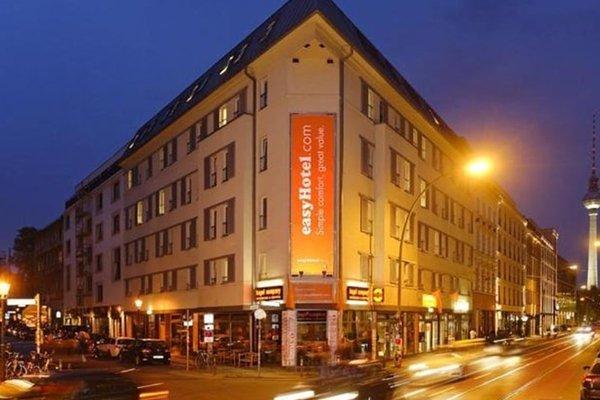 easyHotel Berlin Hackescher Markt - фото 19