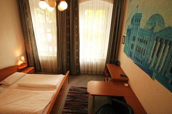 Hotel - Pension Am Schloss Bellevue - фото 1