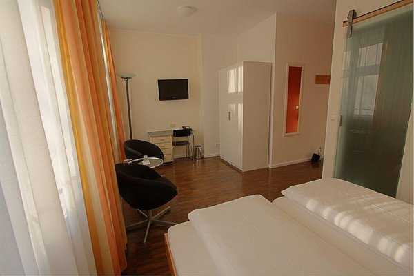 Hotel Johann - фото 2