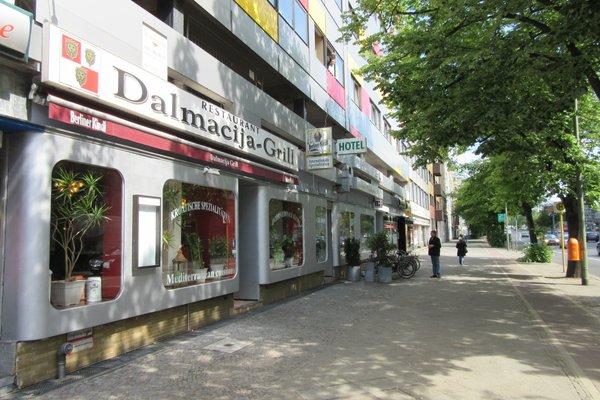 Alper Hotel am Potsdamer Platz - фото 20