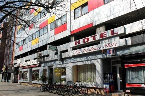 Alper Hotel am Potsdamer Platz - фото 22