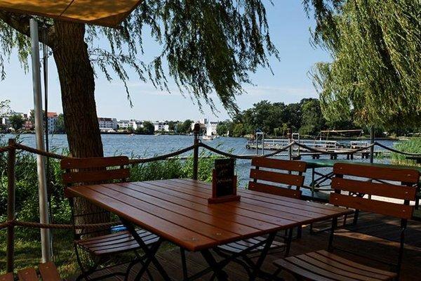 Seminar- und Gastehaus Flussbad Gartenstrasse - фото 10