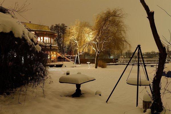 Seminar- und Gastehaus Flussbad Gartenstrasse - фото 12