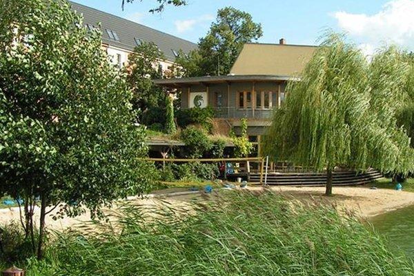 Seminar- und Gastehaus Flussbad Gartenstrasse - фото 14