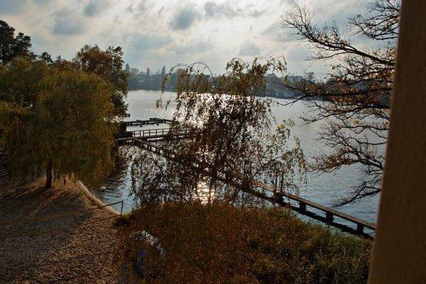 Seminar- und Gastehaus Flussbad Gartenstrasse - фото 15