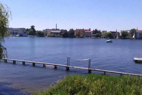 Seminar- und Gastehaus Flussbad Gartenstrasse - фото 16