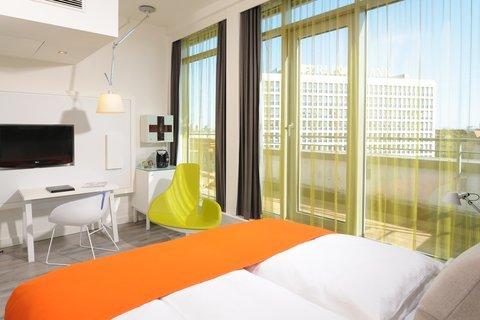 Hotel Indigo Berlin - Ku'damm - фото 17