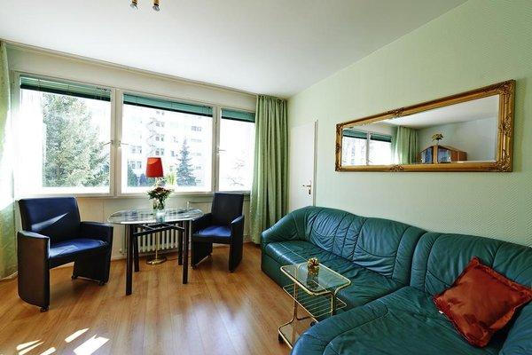 Appartement Am Prachtboulevard Des Westens - фото 7
