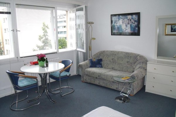 Appartement Am Prachtboulevard Des Westens - фото 8